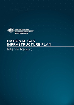 National Gas Infrastructure Plan: Interim Report